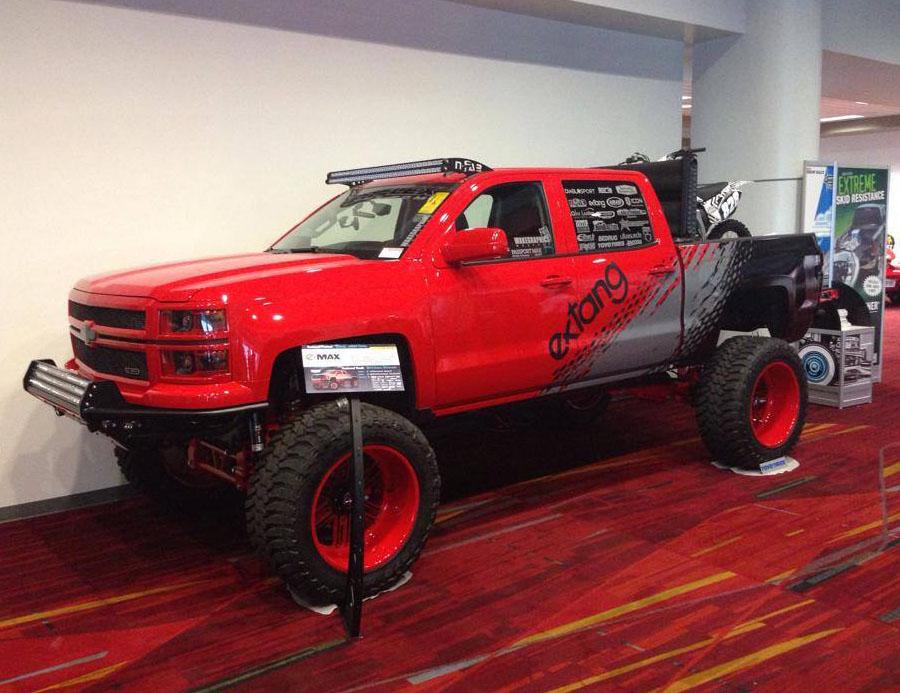 6 Inch Lift Kit For Chevy 1500 4wd >> Chevy-GMC 1500 10-12 Inch Lift Kit 2014-2015 | Bulletproof ...