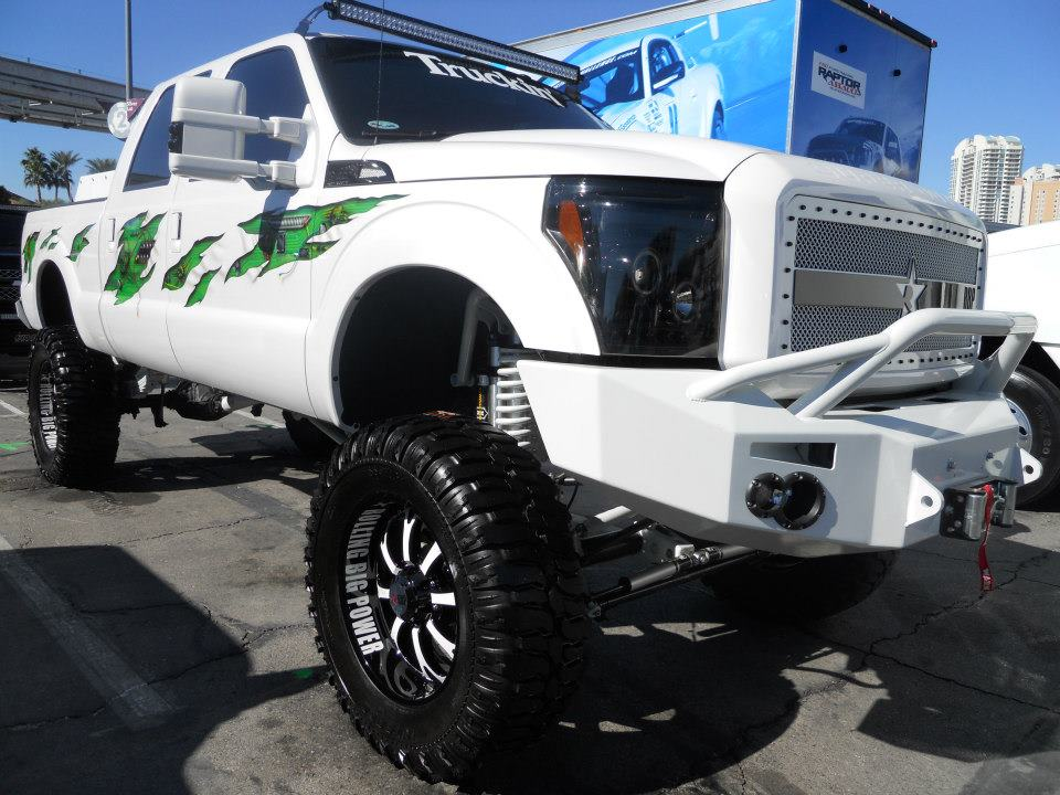 2016 Ford F350 >> Ford F250-F350 10-12 Inch Suspension Lift Kit 2005-2015