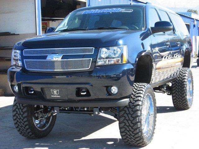 Bulletproof Lift Kit >> Chevy-GMC 10-12 Inch Lift Kit 2007-2015